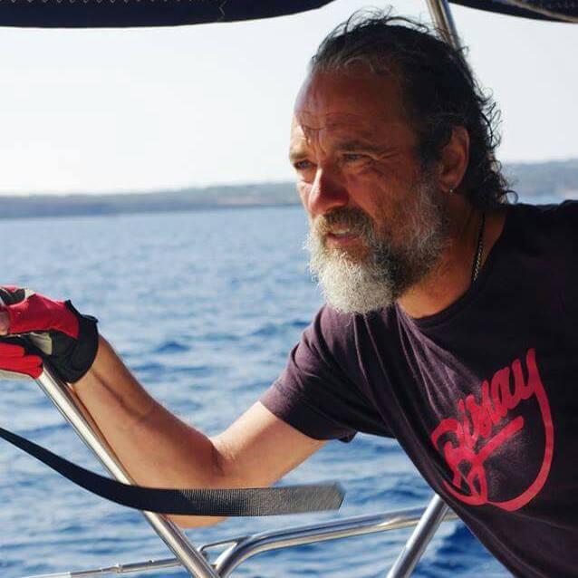 Edorta Aróstegui, patrón del Marmitako Sailing
