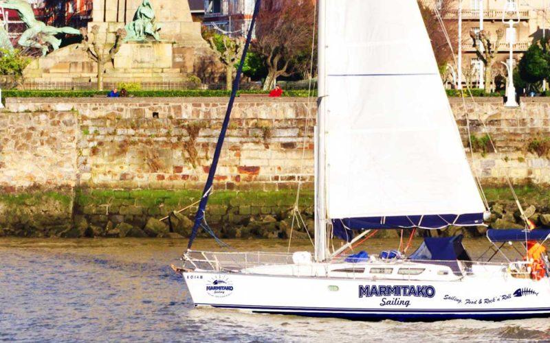 Bienvenidos a Marmitako Sailing. Sailing, Food and Rock&Roll