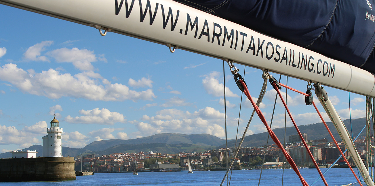 alquilar un velero en Getxo