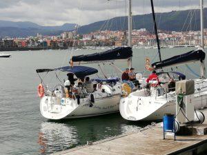 alquiler de veleros en Bilbao