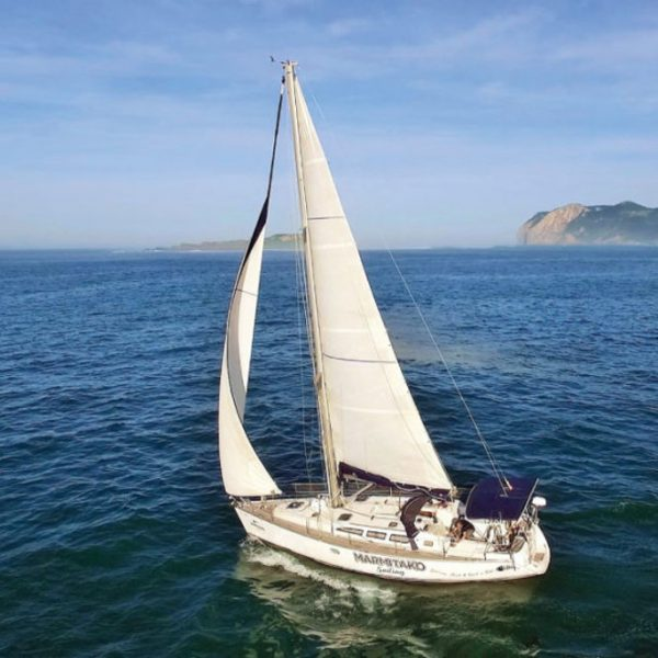 excursion en velero en bilbao
