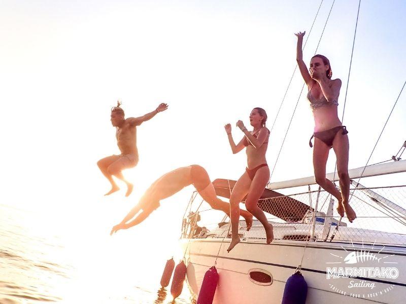 alquiler barco ibiza